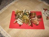 Cioccolatini confezione Natalizia